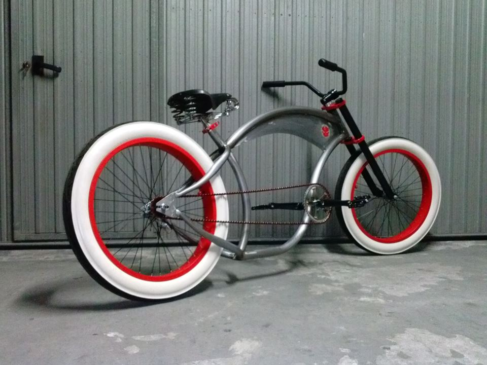 Bicicletta Kustom Bike Nuova Passione Moto Custom Blog Harley