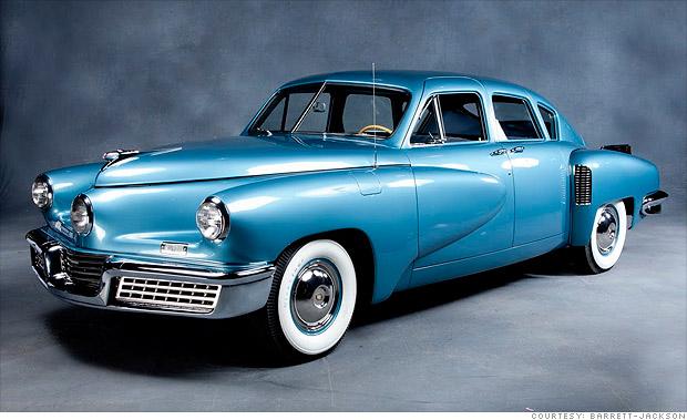 Tucker Car Company History