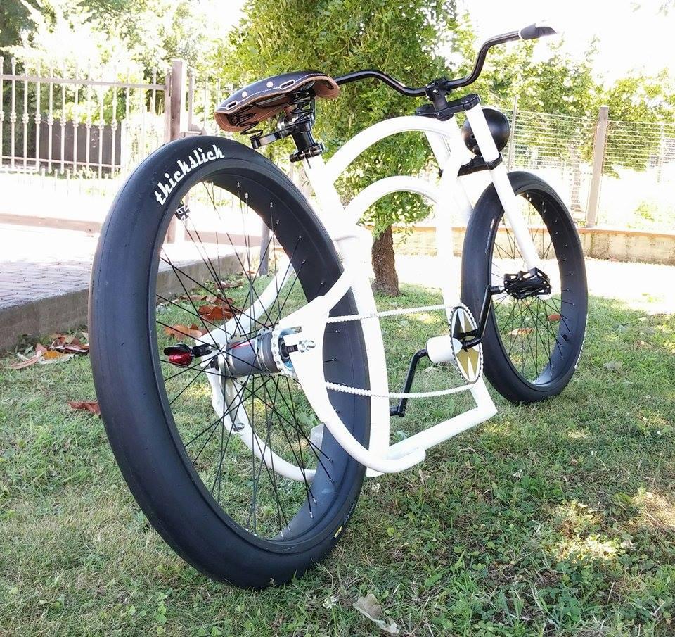 Bicicletta Stile Harley