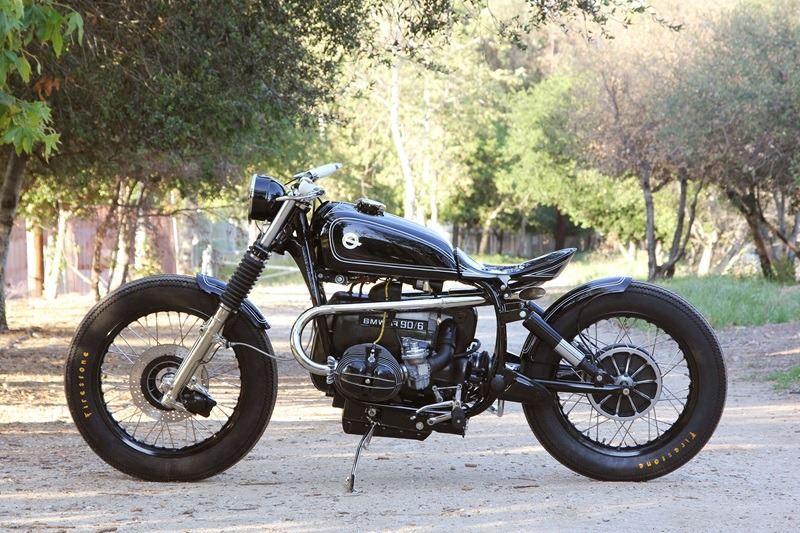 Bmw R90 Custom Moto Custom Blog Harley Davidson Caf 232