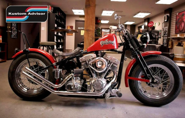 Old School Motorcycle Moto Custom Blog Harley Davidson