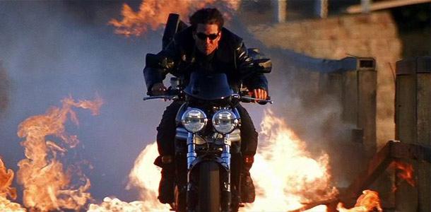 Triumph Mission Impossible Idea Di Immagine Del Motociclo