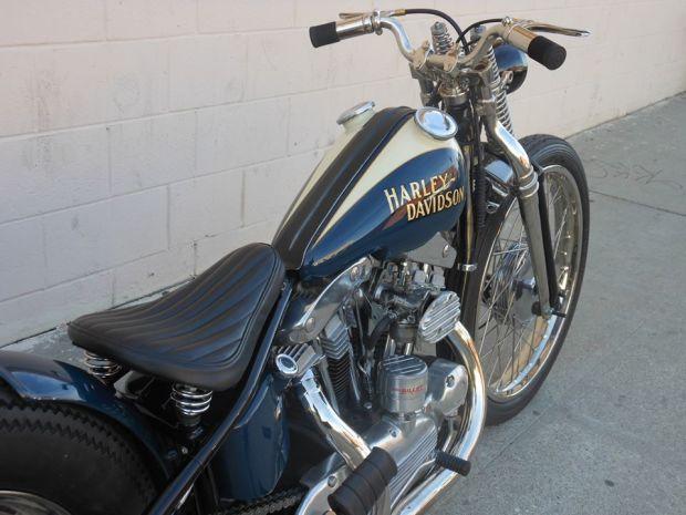 Harley XLCH Custom - 1