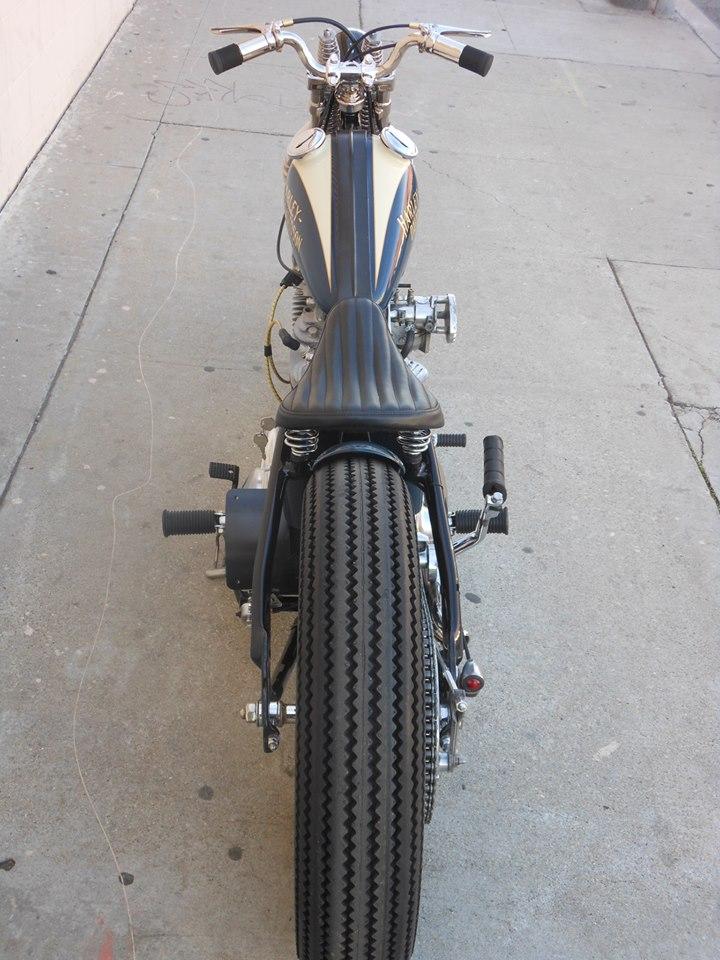 Harley XLCH Custom - 2