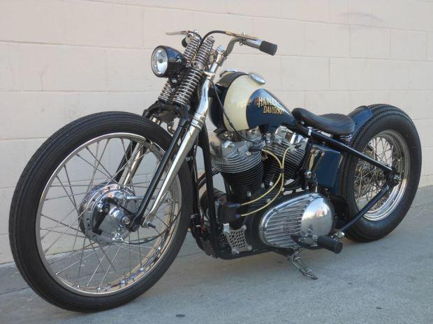 Harley XLCH Custom - 3
