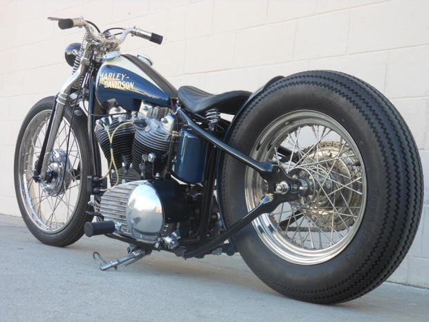 Harley XLCH Custom - 4