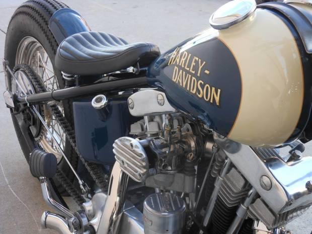 Harley XLCH Custom - 6