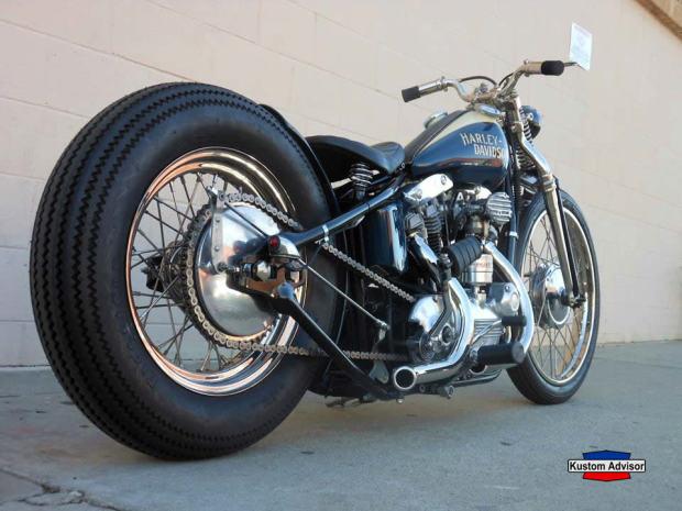 Harley XLCH Custom - 8