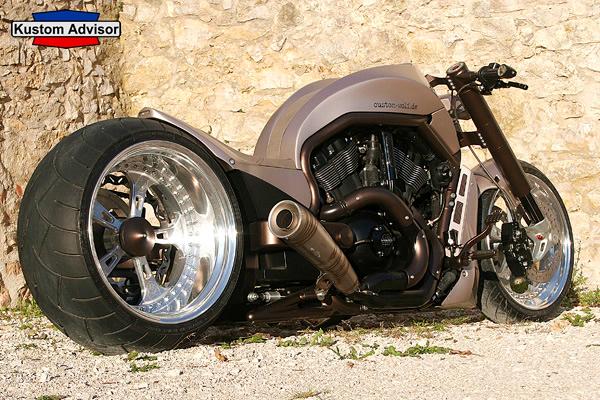 v rod by custom wolf moto custom blog harley davidson caf racer bobber biker pin up tattoo. Black Bedroom Furniture Sets. Home Design Ideas