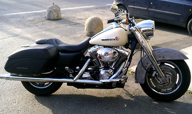 pretty cool best selling famous brand Harley Davidson Road King Edition ufficiale di pace ...