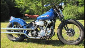 KnuckleHead del 1947 by Mc Kay's Cycle
