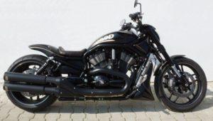 Harley Davidson vRod by Dr. Koster