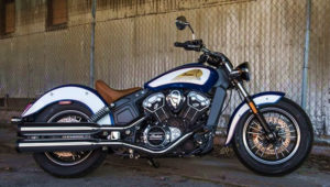 Indian Motorcycle gamma 2017