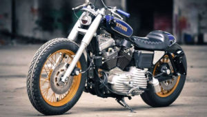 Kytone motorcycle Sportster special