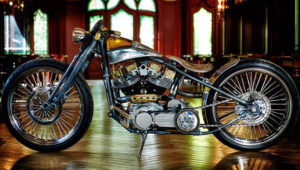 Special d'artista by Müller Motorcycle AG