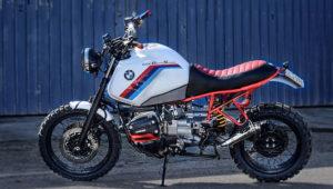 BMW GS by Dirty Gas Garage