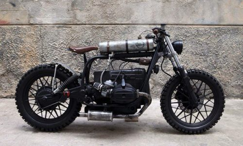 BMW R65 by Delux Motorcycles