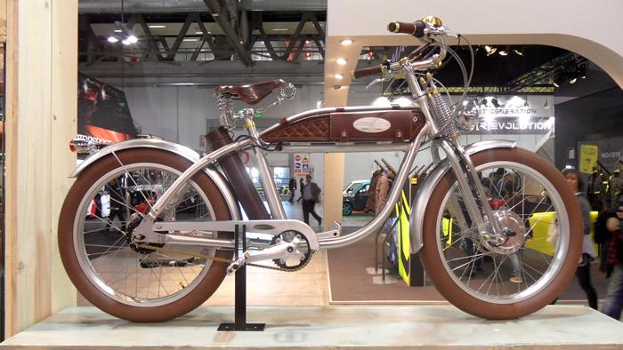 Italjet Ascot Bici Elettrica Moto Custom Blog Harley Davidson