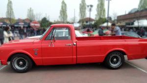 Furgoncino Pick Up Chevrolet Chevy C-10