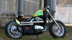 Kawasaki VN800 by Dozer Garage