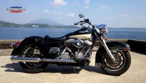Harley Davidson Electra Glide stile Road King