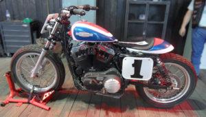 Harley Davidson Sportster FlatTracker