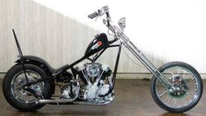 Chopper KnuckleHead anni 70
