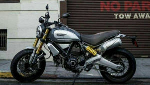 Ducati Scrambler 1100 novità 2018