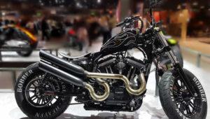 Harley Sportster 1200 The SpeedKing motorcycles