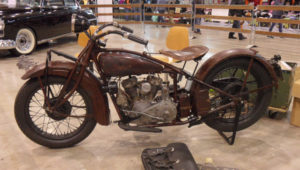 "Indian Motorcycles 1000cc ""Powerplus"""