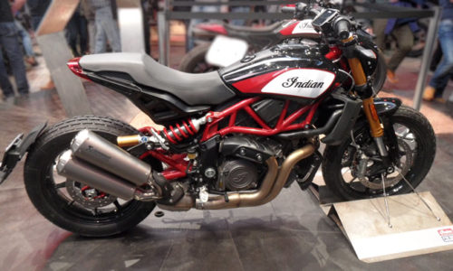Indian FTR 1200 Flat Track