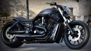 Harley Davidson VRod by Kustom Kio