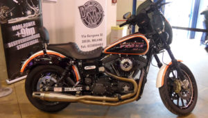 Harley Davidson Dyna FXDXI