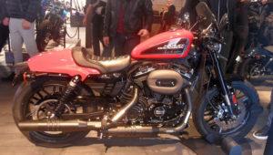 Harley Davidson 1200 Roadster 2020