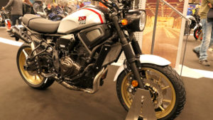 Yamaha XSR 700 XT Tribute