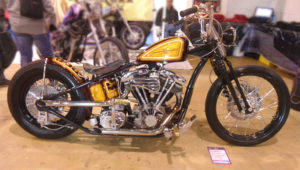 Chopper Shovelhead by RCK Roll