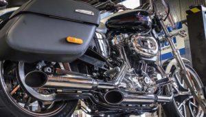 KERNTERM scarichi omologati per Harley Davidson