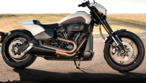 Harley Davidson Softail FXDR Limited Edition