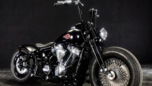 HD Fat Boy Old Style by Bad Land