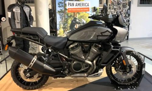 Harley Davidson Pan America 2021 la nuova Enduro Americana