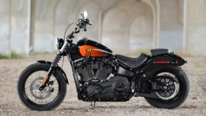 Harley Davidson novità 2021