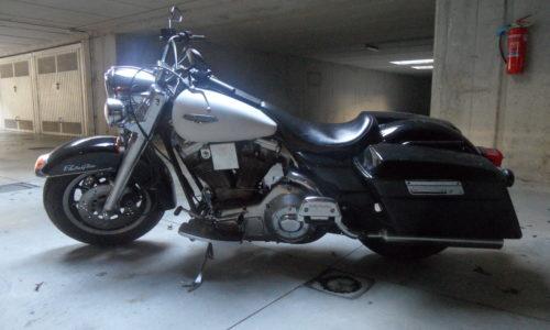 Harley Davidson FLHS Electra Glide 1993