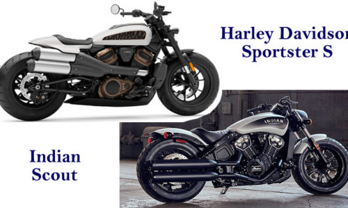 Harley Sportster S vs Indian Scout – Simili?